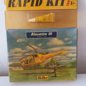 ALOUETTE III(HELLER)