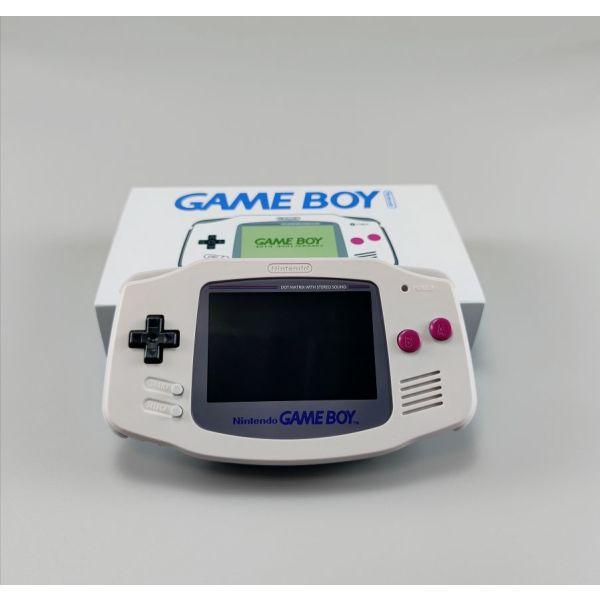 Nintendo Game Boy Advance GBA IPS V2 Classic Game Boy Edition