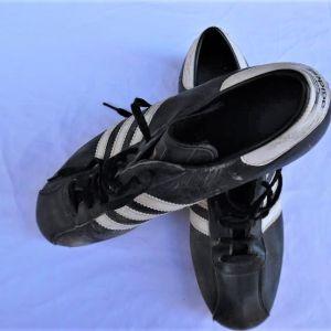 Ποδοσφαιρικά παπούτσια adidas Paul Breidner  της δεκαετίας του '80 .