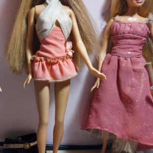 Barbie fashionista κούκλες