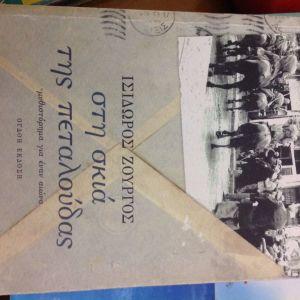 Στη σκιά της πεταλούδας , Ισίδωρος Ζουργος, εκδόσεις Πατάκη, ιστορικο μυθιστορημα