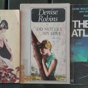 3 Σπάνια βιβλία