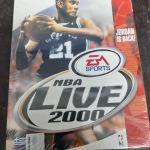 pc game NBA Live 2000 jordan is back