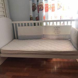 Πωλειτε παιδικό κρεβατάκι 150cm*75cm