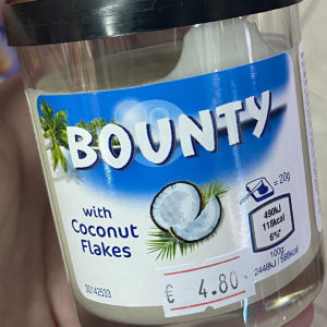 πραλίνα bounty
