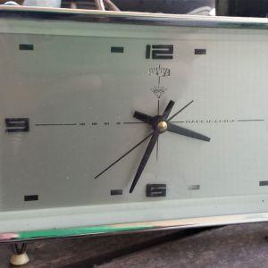 Παλιό επιτραπέζιο ρολόι της περίφημης Κινέζικης εταιρίας SHANGHAI