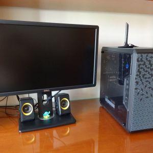 """Υπολογιστής Intel i5 / 16gb / M2 SSD 256gb / Monitor 23"""" FHD"""