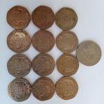 Κέρματα συλλεκτικά Αγγλίας