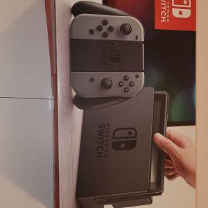 Nintendo Switch Black 32GB + Mario Odyssey + Zelda Breath of the Wild