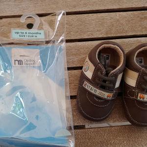 Βρεφικα παπουτσια Mothercare