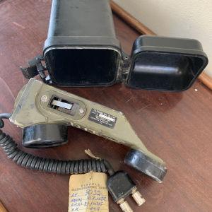 Τηλέφωνο φορητό του στρατού