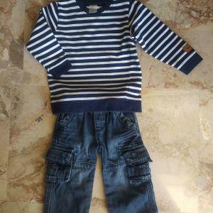Βρεφικά ρούχα σετ έως 12 μηνων