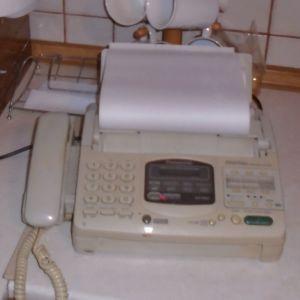 τηλεφωνο φαξ panasonic