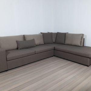 Γωνιακός καναπές καινούριος