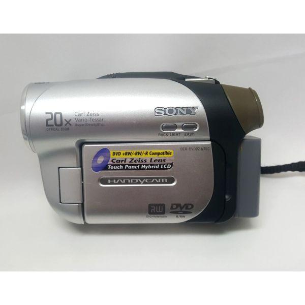 vinteokamera Sony DCR-DVD92 Handycam Camcorder me optiko zoum 20x