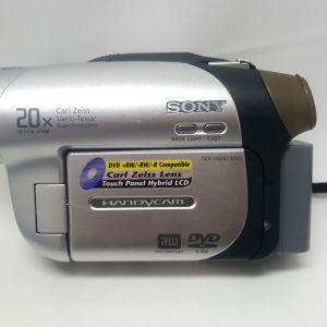 Βιντεοκάμερα Sony DCR-DVD92 Handycam Camcorder με οπτικό ζουμ 20x