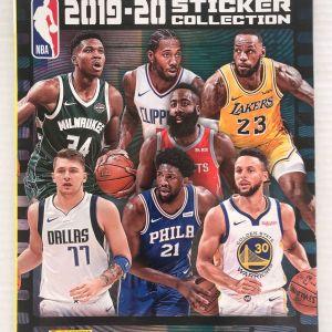 ΑΛΜΠΟΥΜ PANINI NBA 2019-2020
