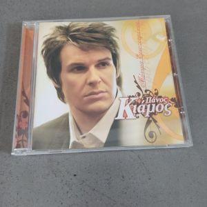 Πάνος Κιάμος - Μόνιμα Ερωτευμένος [CD Album]