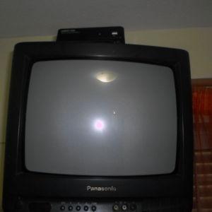 Τηλεόραση + αποκωδικοποιητής