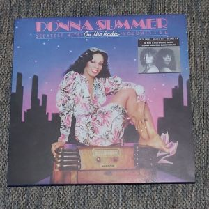 DONNA SUMMER - On The Radio - Greatest Hits Vol. I & II  ( 2 ΔΙΣΚΟΙ ) 1979 MADE IN GREECE
