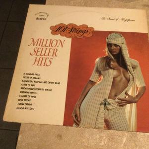 101 Strings - Million seller hits (LP) 1971