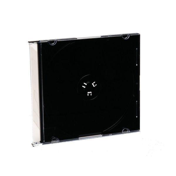 thikes plastikes gia CD/DVD/Blue-Ray SLIM - 100 temachia