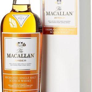 Macallan Amber Συλλεκτικό Ουίσκι 700ml
