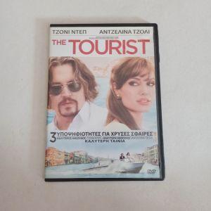 DVD Ο τουρίστας/ The tourist