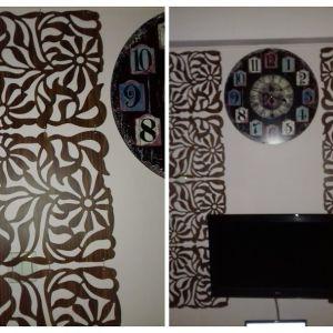 πλαστικό διακοσμητικό τοίχου