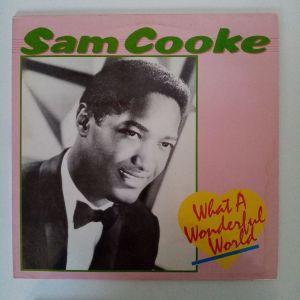 Sam Cooke - What A Wonderful World (Vinyl, LP, Compilation)