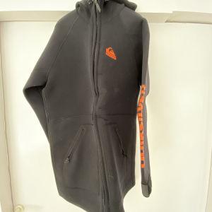 Quiksilver Neoprene Wetsuit Long Jacket -Size M