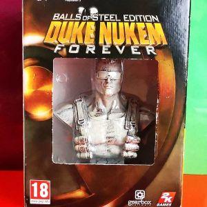 Duke Nukem Forever Balls of Steel Edition PS3 (Δεν ανοίχτηκε ποτέ)