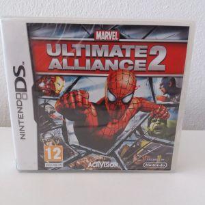 ULTIMATE ALLIANCE 2(NINTENDO DS)