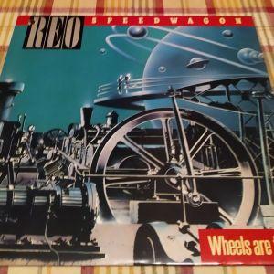 Δίσκος βινυλίου Reo Speedwagon