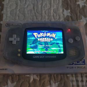 Gameboy Advance Modded