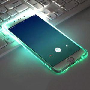 θήκες Φωτεινή ένδειξη φώτων LED Υπενθύμιση του εισερχόμενων κλήσεων