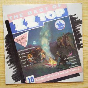Z Z TOP - The Best Of ZZ Top - Δισκος Βινυλιου Classic Rock
