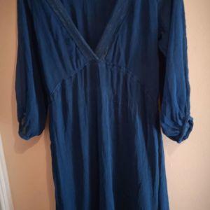 καλοκαιρινό μάξι φόρεμα large