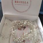 Νυφικό headpiece (κουάφ) Briella Collection αφόρετο!