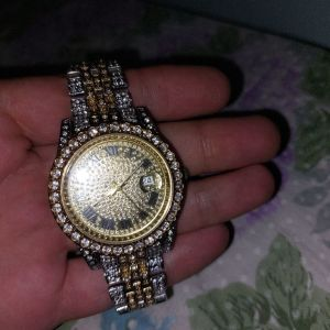cuban link watch