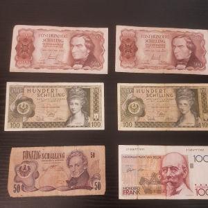 Χαρτονομίσματα συλλεκτικά 2