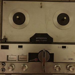 Μαγνητόφωνο Aiwa tp-1012
