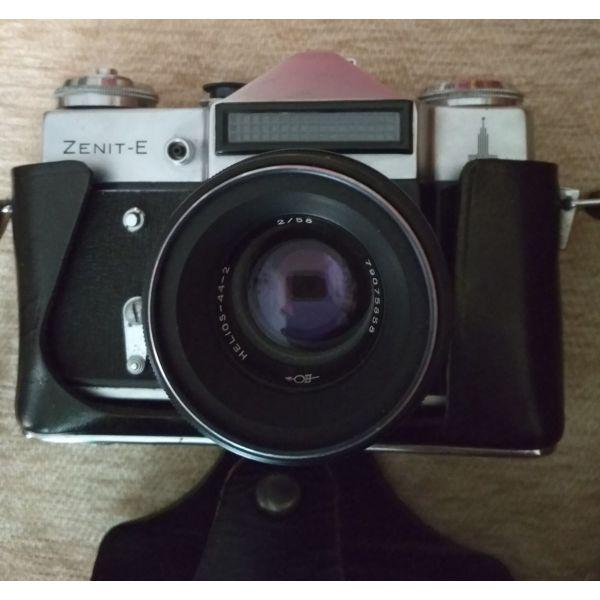 Zenit-E fotografiki michani