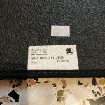 Αυθεντικά απάτητα πατάκια Skoda Superb 2015-