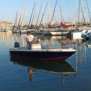 Σκαφος euromarine 4,75