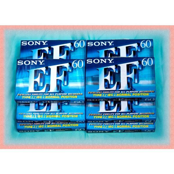 kasetes ichou sfragismenes Sony EF 60