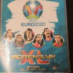 Euro 20 adrenaline