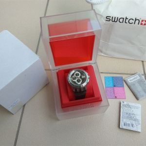 Ρολόι χρονογράφος Swatch καινούριο
