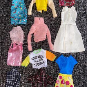 Barbie Ρούχα3