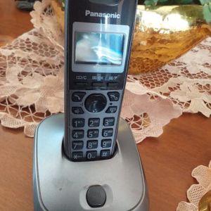 Panasonic KX-TG2511 Ασύρ.Τηλέφωνο με Aνοιχτή Aκροαση